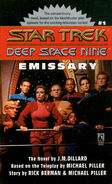 Emissary novelization cover