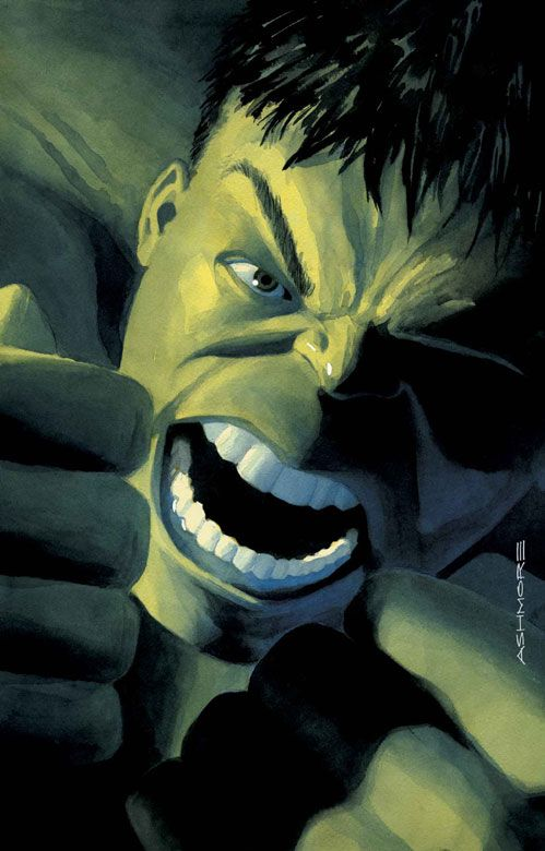 Hulk Nightmerica Vol 1 6 Textless