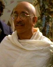Mahatma Gandhi