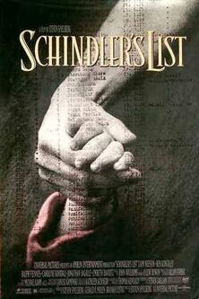 Schindler\&#39;s List movie