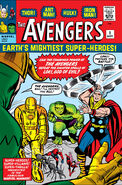 Avengers Vol 1 1