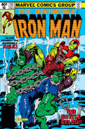 Iron Man Vol 1 132
