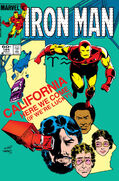 Iron Man Vol 1 184