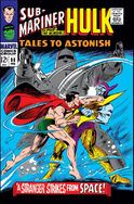 Tales to Astonish Vol 1 88