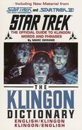 Klingon Dictionary 02