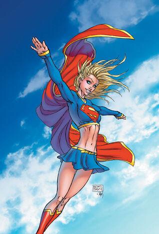 Supergirl (DC Comics) - Worldwide Comics Encyclopedia Website