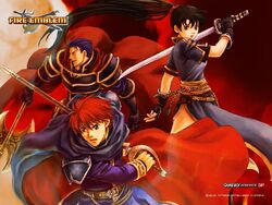 Fire emblem noken