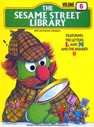 The Sesame Street Library Volume 6