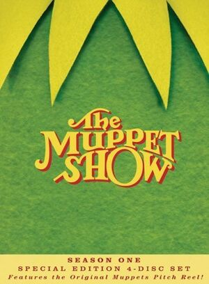 MuppetShowSeason1 DVD