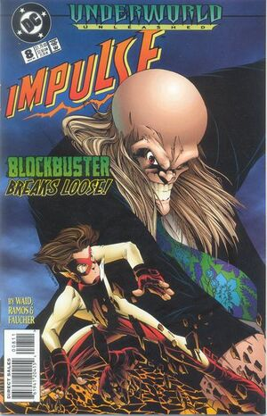 Cover for Impulse #8