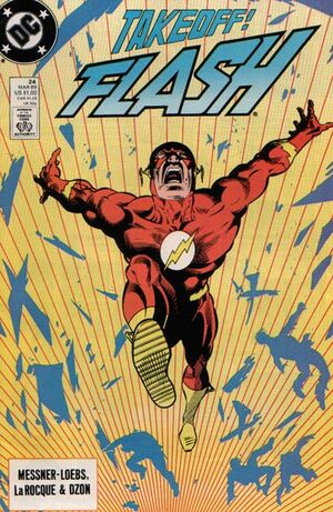 Cover for Flash #24