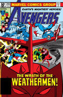 Avengers Vol 1 210
