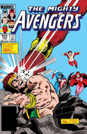 Avengers Vol 1 252