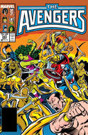 Avengers Vol 1 283
