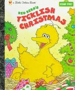 Big Bird&#39;s Ticklish Christmas