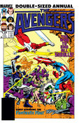 Avengers Annual Vol 1 14