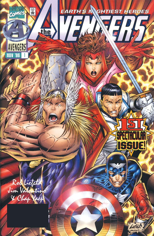COLECCIÓN DEFINITIVA: VENGADORES [UL] [cbr] Avengers_Vol_2_1
