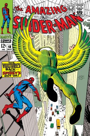 Amazing Spider-Man Vol 1 48