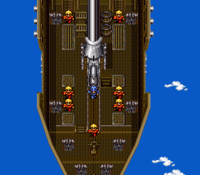 Final Fantasy IV JAP Airship