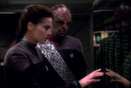 Worf and Jadzia casualty report