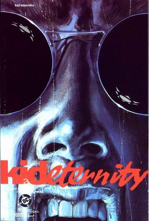 Cover for Kid Eternity #2