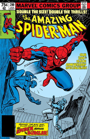 Amazing Spider-Man Vol 1 200