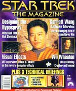 Star Trek The Magazine volume 1 issue 5 cover