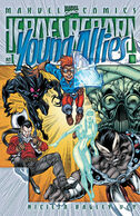 Heroes Reborn Young Allies Vol 1 1