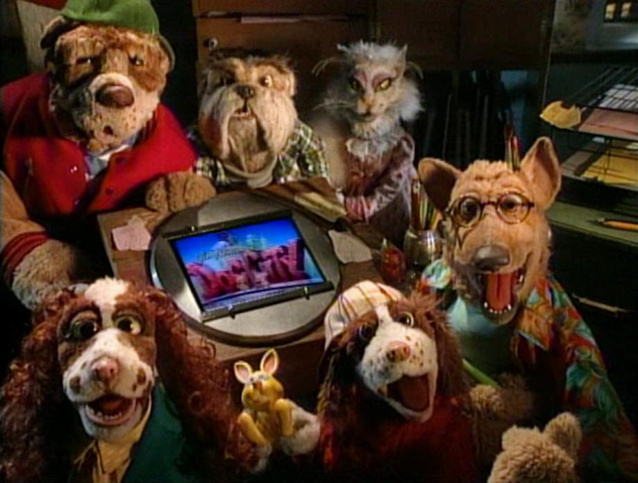 Jim Henson S Dog City Hour Special