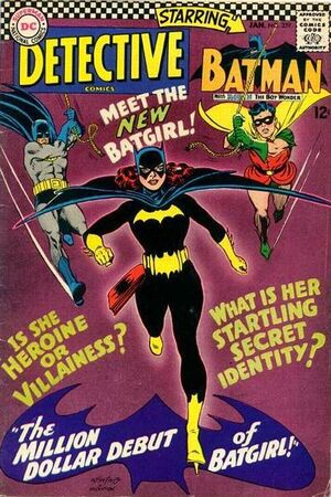 Cover for Detective Comics #359
