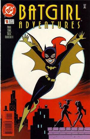 Cover for Batgirl Adventures #1