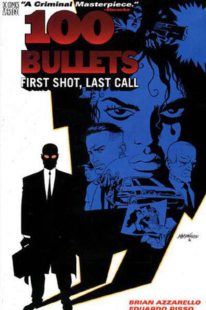 Cover for 100 Bullets (Collections) #1