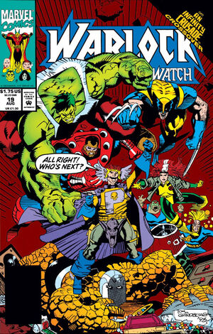 Warlock and the Infinity Watch Vol 1 19