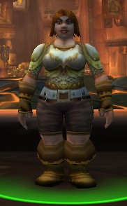 Ironforge Commendation Officer