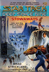 Stowaways Cover