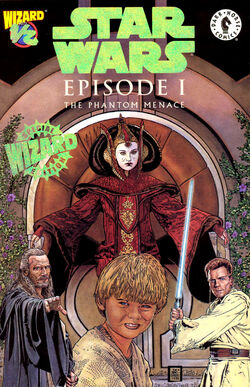 Episode I- The Phantom Menace 0.5 Cover