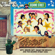 The Stars Come Out on Sesame Street
