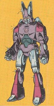 Cyclonus comic