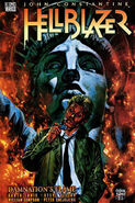 Hellblazer - Damnation&#39;s Flame