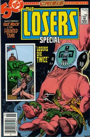 Cover for Losers Special #1