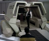 Shuttlecraft goddard