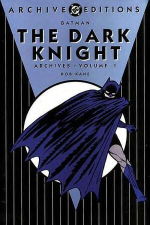 Cover for Batman: Dark Knight Archives #1