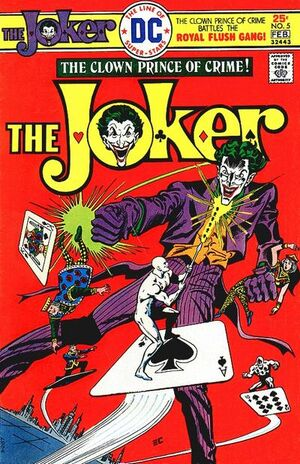 Cover for Joker #5