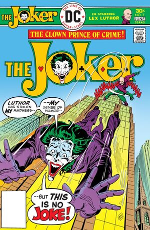 Cover for Joker #7