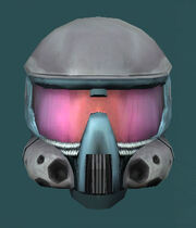 Privateer Ace Fighter Helmet