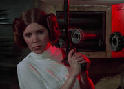 Leia Blaster