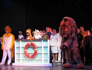 Muppets Ahoy Cast