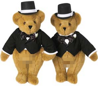 Gay Bears MarriageCensored