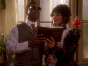 Geordi La Forge with Deanna Troi in 1893
