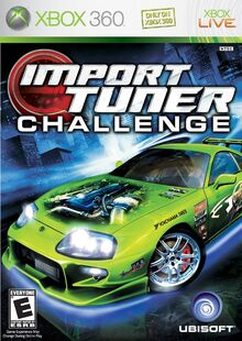 Import tuner chall